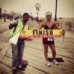 finisher banner