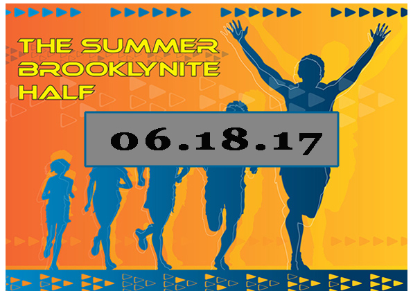 Summer Brooklynite Half – June