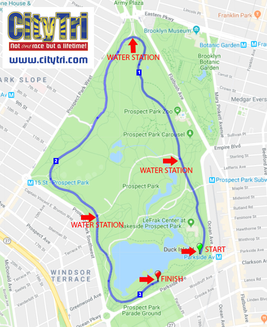 Brooklyn Fall Half Marathon – Citytri Runs on